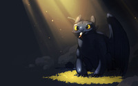 toothless dragon porn user wall how train dragon toothless eating fish wallpaper toonswallpapers