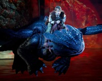 toothless dragon porn djw how train dragon photographer david wyatt reviews arena spectacular
