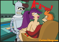 futurama porn cartoonvalley futurama