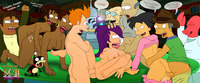futurama porn media original fry futurama hermes conrad hubert farnsworth porn