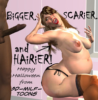 big dick toons chubby milf scared cock