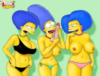 big dick toons cartoons free pics simpson girls having fun bart simson dick yeah dont think check here