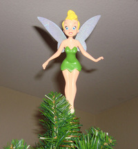 tinkerbell porn holiday tinkerbell send themed shelf porn