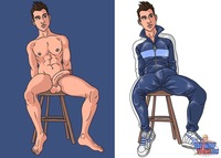 big toon sex scally twink cartoon cock twinky toons toon