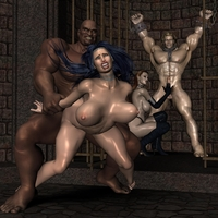 black cartoon porn pics pics torturing fuck interracial cartoon porn
