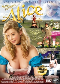 alice in wonderland porn alice soft cover cal vista set release august
