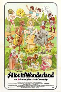 alice in wonderland porn gallery posters alice wonderland poster category music page