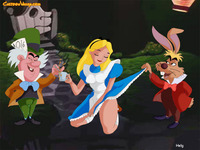 alice in wonderland porn disney porn alice sexland cartoon