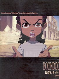 boondocks cartoon porn pics boondocks