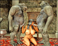 busty cartoons porn dmonstersex scj galleries awesome cartoon porn showing busty elf babe fucked fierce beasts