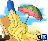 busty cartoons porn paephgmh more pictures naked cartoons including marge simpson jane