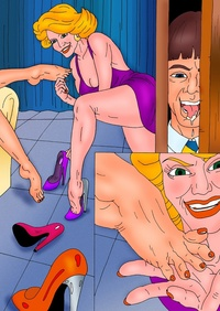 cartoon and porn galleries gthumb dancing real cartoon porn pic