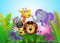 cartoon animal porn pics animal cartoon jungle background animals
