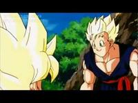 cartoon character porn goten turns super saiyan time cartoon characters