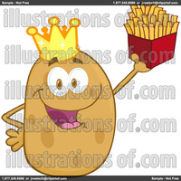 cartoon characters porn free royalty free potato clipart illustration hit toon stock sample additional poses cartoon mascots fast characters