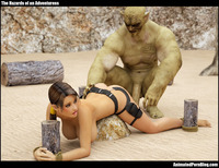 lara croft porn galleries monsters fucking cute girls lara croft porn monster