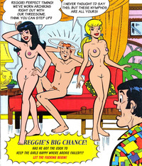 cartoon comic porn media original rule girls archie andrews comics betty veronica comic porn