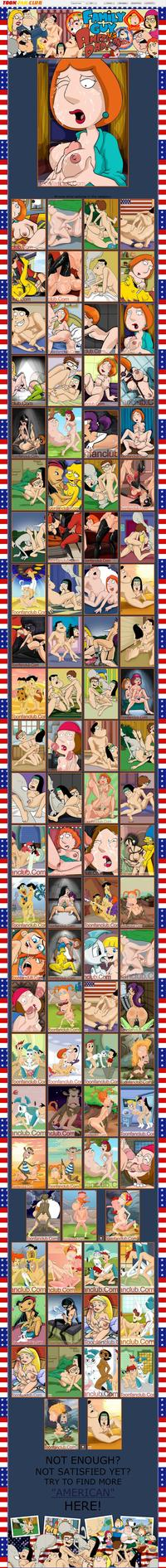 cartoon family porn pic cartoon porn american dad family guy review screenshot