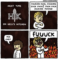 cartoon fucking comic pics comics hell kitchen shows