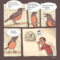 cartoon fucking comic pics comics bird cage song