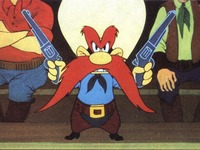 bugs bunny porn yosemite sam guns drawn
