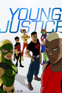 cartoon network comic porn young justice poster sdcc peter david writing episodes cartoon