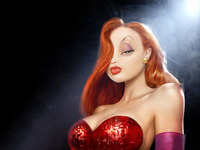 jessica rabbit porn wallpapers untooned jessica rabbit pixeloo