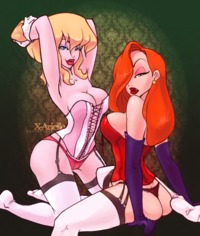 jessica rabbit porn media original holli would jessica rabbit