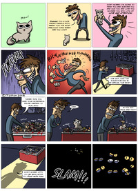 cartoon pon comics pics comics baconasylum guy cats