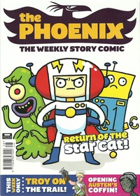 cartoon porn comics stories scan phoenix weekly story comic
