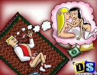 cartoon porn crazy toons scj galleries gallery danny phantom horny friend throw party fbbcb