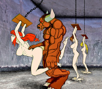cartoon porn pic gallery dmonstersex scj galleries cartoon slaves getting raped their minotaur master porn gallery