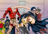cartoon porn pictures galleries cartoon porn pics batwoman getting fucked batman