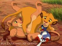 king videos Lion porn