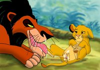 lion king porn scar simba lion king