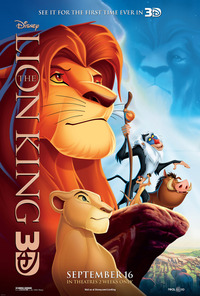 lion king porn lion king poster soon coming cinema near blu ray