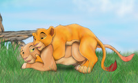 lion king porn nala simba lion king