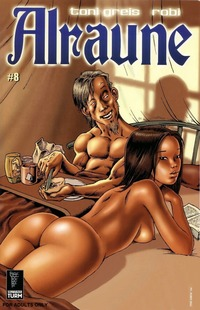 cartoon porn sex comic alraune episode english porn comic