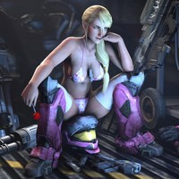cartoon pron comics porno mass effect huggybear porn pictures