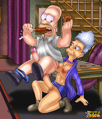 cartoon rabbit porn media original this simpsons futa cartoon jessica rabbit futanari