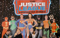 justice league porn avn superheros invade
