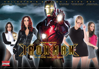 justice league porn web ironmanxxx ocard cover extreme comixxx ships iron man xxx blockbuster adult movie year