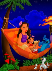 lilo and stitch nani porn pre lilo nani stitch photoshop imarellano yyaru movies wallpapers wallpaper