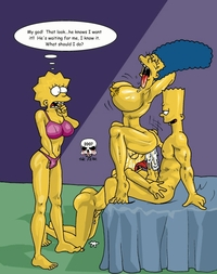 marge simpson porn fdf eef bart simpson lisa maggie marge fear simpsons porn dea