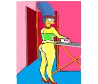 marge simpson porn amateur porn simpson photo