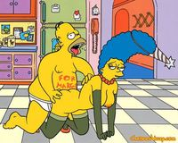 marge simpson porn simpsons porn category page