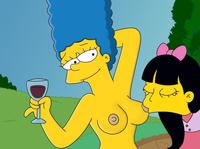 marge simpson porn jessica lovejoy marge simpson simpsons