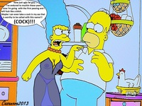 marge simpson porn casanova homer simpson marge simpsons