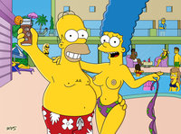 marge simpson porn marge simpson sexy playboy