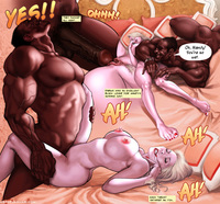 cartoons fucking comics cuckold porn comic about black dude darius fucking his best friends blonde wife cartoon comics